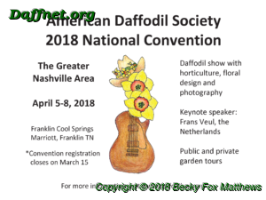 ADS Convention deadlines approaching