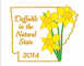 Daffodils in the Natural State 2014 Little Rock Convention logo
