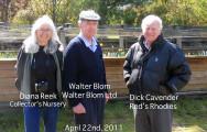 Blom Visit 2011 1