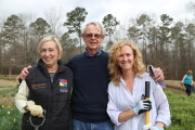 Helen Turner, Ted Snazelle, & Suzanne