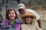 Annette Parker Kahn, Celia Jones & Russell Kahn