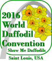 """Early Bird"" registration for the 2016 World Daffodil Convention"
