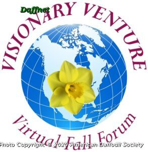 An invitation for all to register for the American Daffodil Society Virtual Fall Forum 2020